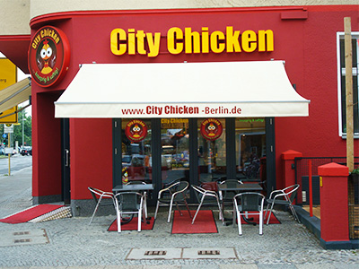 City Chicken